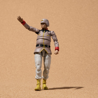 G.M.G. Mobile Suit Gundam Earth United Army Soldier 02