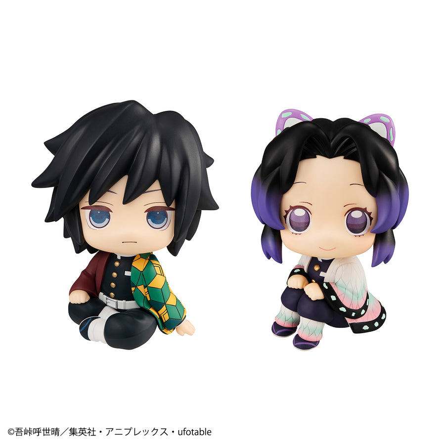 LOOK UP SERIES Demon Slayer TOMIOKA GIYUU & KOCHOU SHINOBU [with gift]