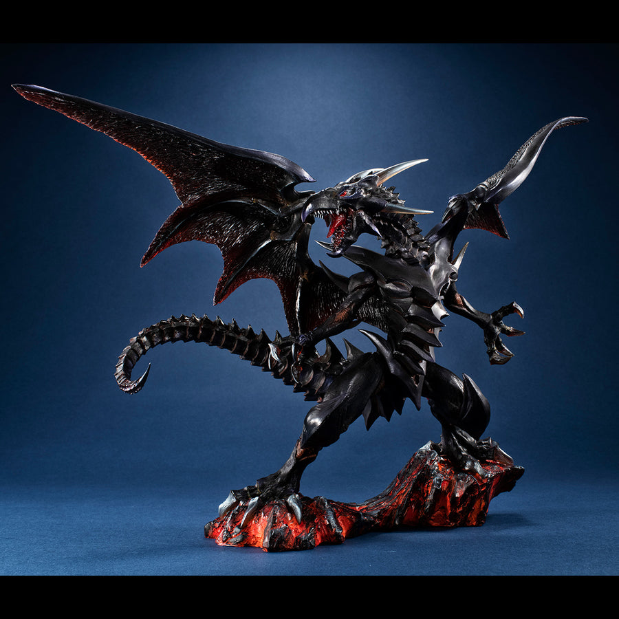 ART WORKS MONSTERS Yu-Gi-Oh Duel Monsters Red-eyes Black Dragon