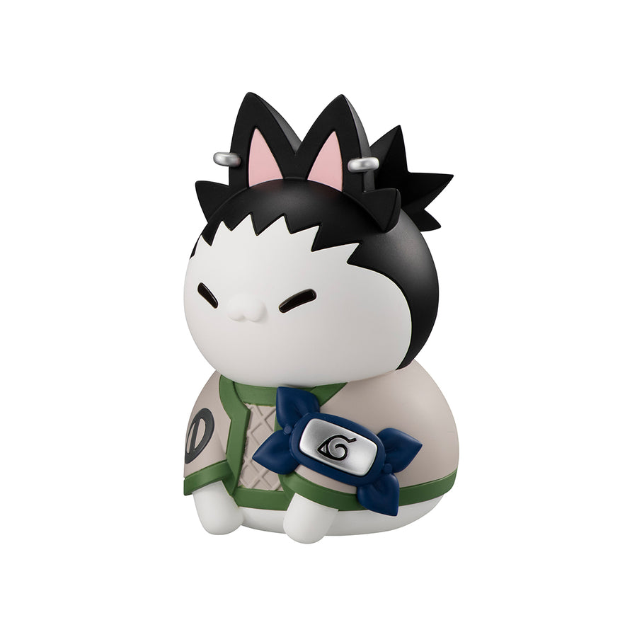 Nyanto! The Big Nyaruto Series Nara Shikamaru
