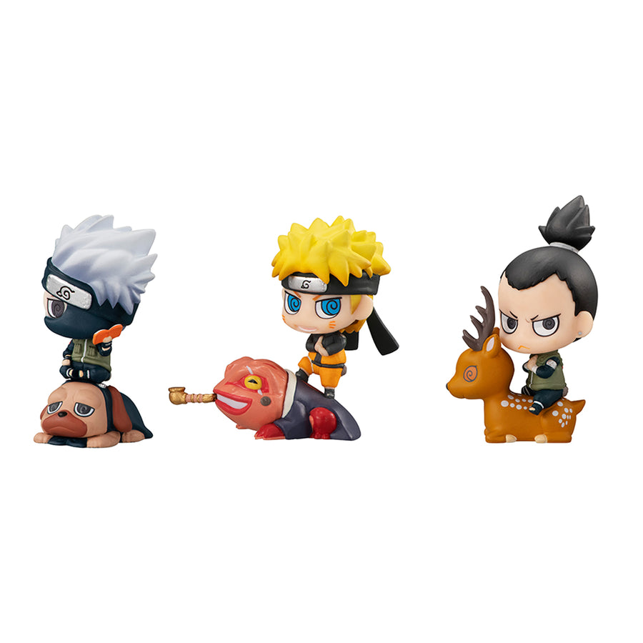 PETIT CHARA LAND SERIES NARUTO New Color! KUCHIYOSE 【with gift】