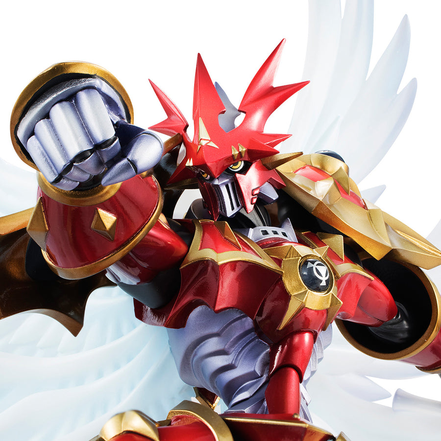 G.E.M. SERIES DIGIMON TAMERS DUKEMON:CRIMSON MODE (repeat)