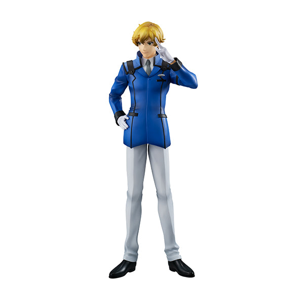 GGG MOBILE SUIT GUNDAM OO - Graham Aker (with premium hat) - 1/8th Scale Figure