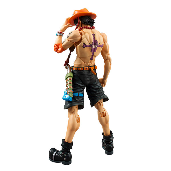 VARIABLE ACTION HEROES ONE PIECE Portgas D. Ace (repeat)