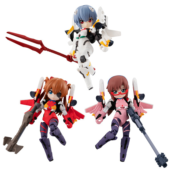 DESKTOP ARMY - EVANGELION MOVIE Ver - COMPLETE set