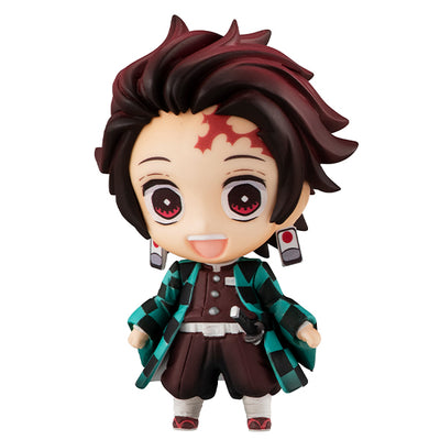 DEFORMATION FIGURE - Demon Slayer Tanjiro & the HASHIRAs Mascot set A