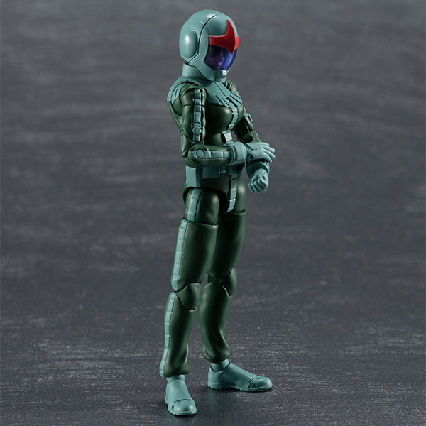 G.M.G. SERIES Principality of Zeon Army Soldier 05 Normal Suit
