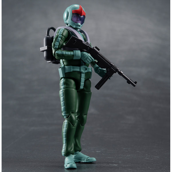 G.M.G. SERIES Principality of Zeon Army Soldier 04 Normal Suit