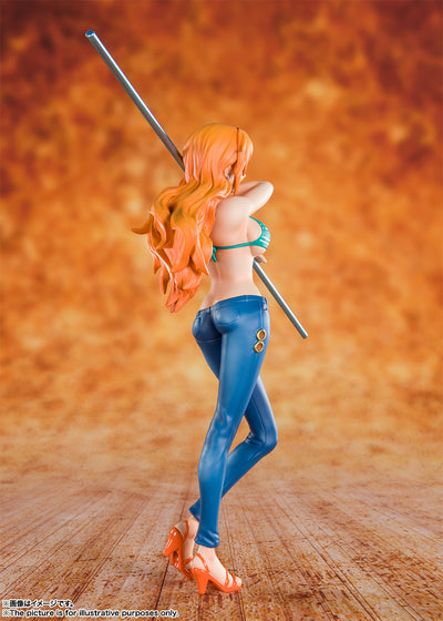 Figuarts Zero - One Piece - Cat Burglar Nami