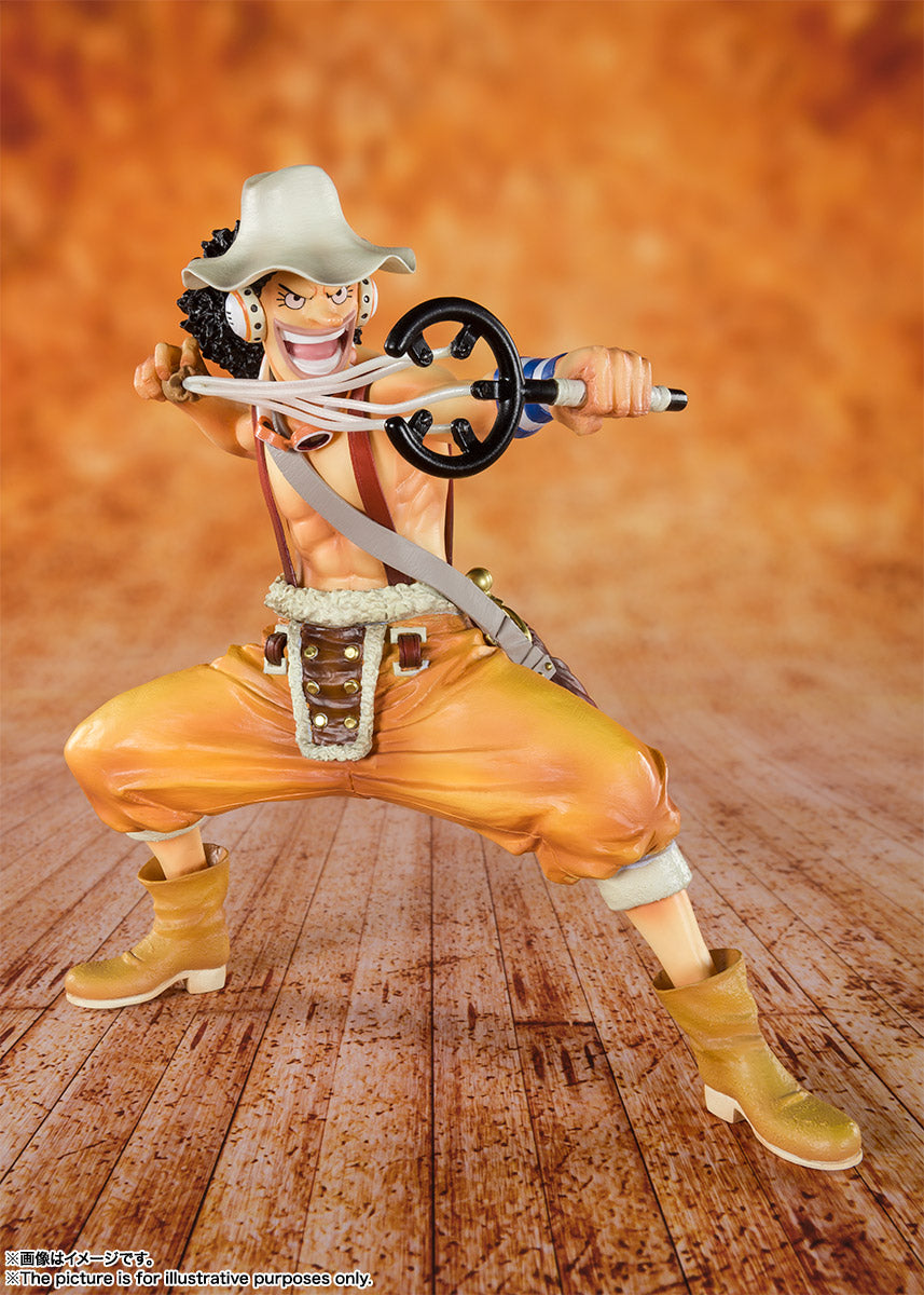 Figuarts Zero - One Piece - King of Snipers Sogeking Usopp