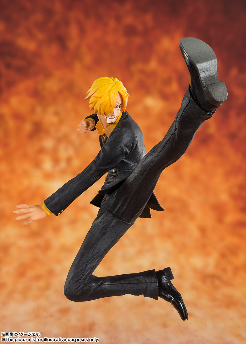 Figuarts Zero - One Piece - Black Leg Sanji