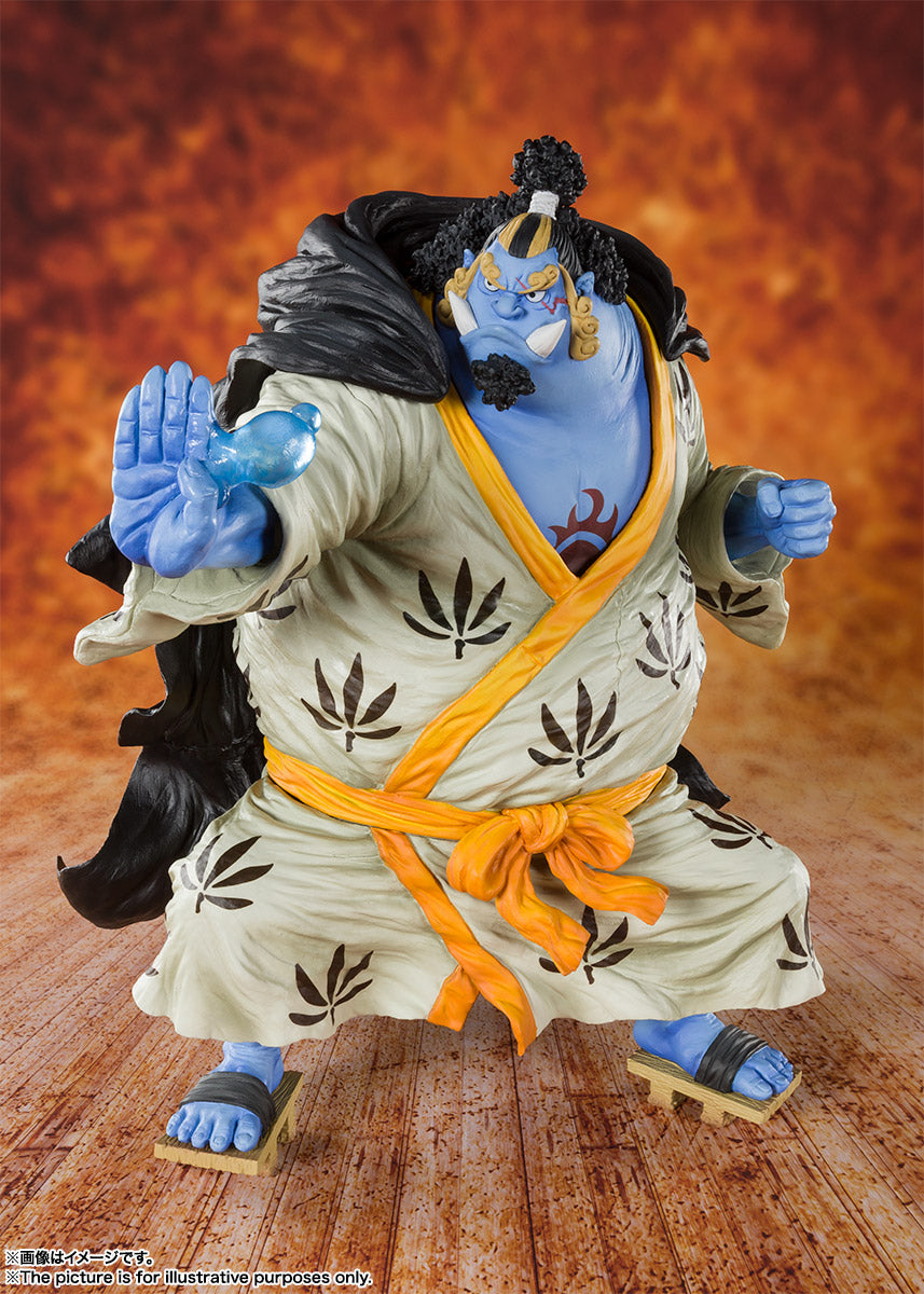 Figuarts Zero - One Piece - Knight of the Sea Jinbe