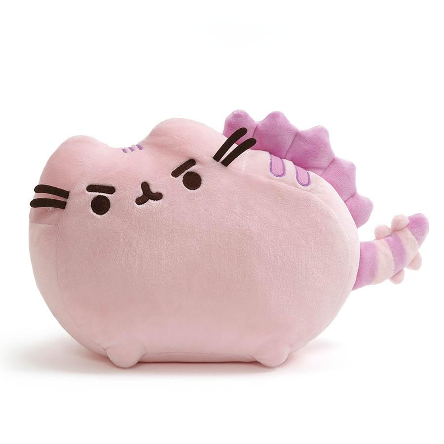 PUSHEEN - COTTON CANDY PUSHEENOSAURUS 13""
