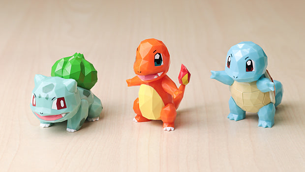 Pokemon - POLYGO mini collection