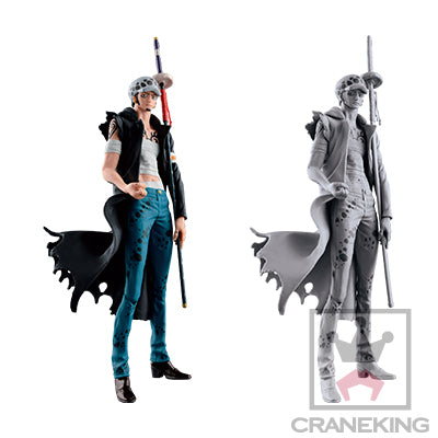 ONE PIECE SCultures BIG Zoukeiou Chojho Kessen V vol.6 Trafalgar Law Special Color ver.
