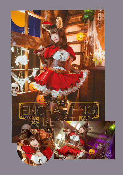 Angie0_0 Enchanting Beast Photobook