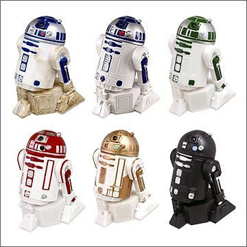STAR WARS: PULLBACK DROID PHASE 3 -MOVIE SELECTION-