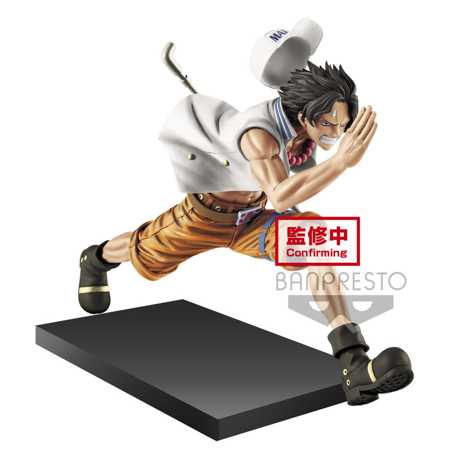 ONE PIECE - MAGAZINE FIGURE ~A PIECE OF DREAM #1 - VOL.1 - Portgas D. Ace