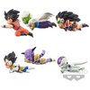 DRAGON BALL Z - WORLD COLLECTABLE FIGURE - THE HISTORICAL CHARACTERS - VOL.1 (SET)
