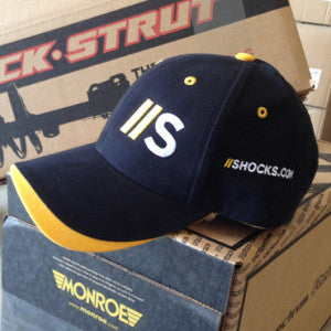 Free Hats to Celebrate the New Shocks.com