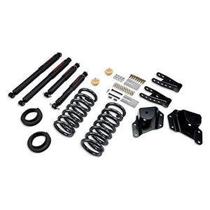 Belltech 664ND Lowering Kit with Nitro Drop 2 Shocks