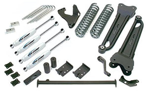 "Pro Comp K4039B 6"" Stage II Lift Kit with Coil, Block and ES9000 Shocks for Ford F250 '05-'07"