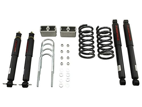 Belltech 436ND Lowering Kit with Nitro Drop 2 Shocks
