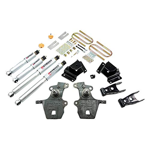 Belltech 921SP Lowering Kit with Street Performance Shocks
