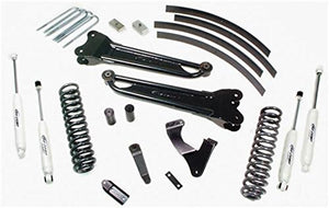 "Pro Comp K4152B 6"" Stage II Lift Kit with Coil, Block and ES9000 Shocks for Ford F250 '08-'10"