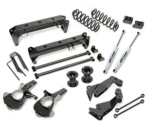 "Pro Comp K1141B 6"" Lift Kit with Bracket, Block and ES9000 Shocks for GM 1500 4WD SUV '07-'10"