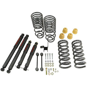 Belltech 964ND Lowering Kit with Nitro Drop 2 Shocks