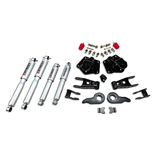 Belltech 764SP Lowering Kit with Street Performance Shocks