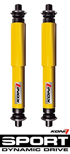 Koni Sport (Yellow) Shock 03-08 Mazda RX8 Coupe/Excluding 2008 Cars with OE Bilstein Shocks - Front