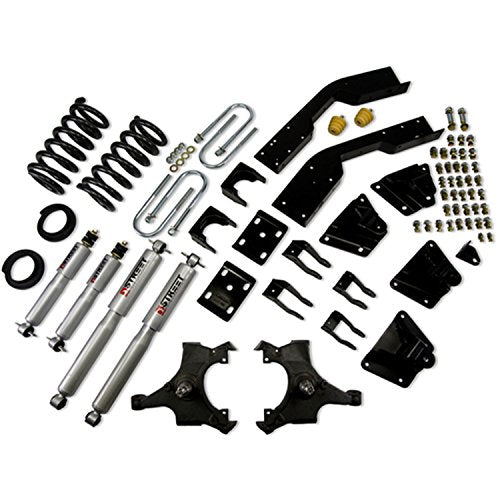 Belltech 991SP Lowering Kit with Street Performance Shocks