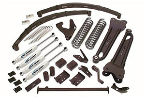 "Pro Comp K4032B 6"" Stage II Lift Kit with Coil, Block and ES9000 Shocks for Ford F250 '05-'07"