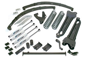 "Pro Comp K4040B 6"" Stage II Lift Kit with Coil Spring and ES9000 Shocks for Ford F250 '05-'07"