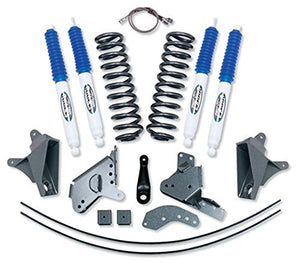 "Pro Comp K4077B 6"" Stage I Lift Kit with Coil, Add-A-Leaf and ES3000 Shocks for Ford Bronco '81-'89"