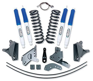 "Pro Comp K4053B 4"" Stage I Lift Kit with Coil, Add-A-Leaf and ES3000 Shocks for Ford Bronco '90-'96"