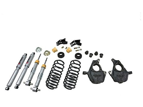 Belltech 753SP Lowering Kit with Street Performance Shocks