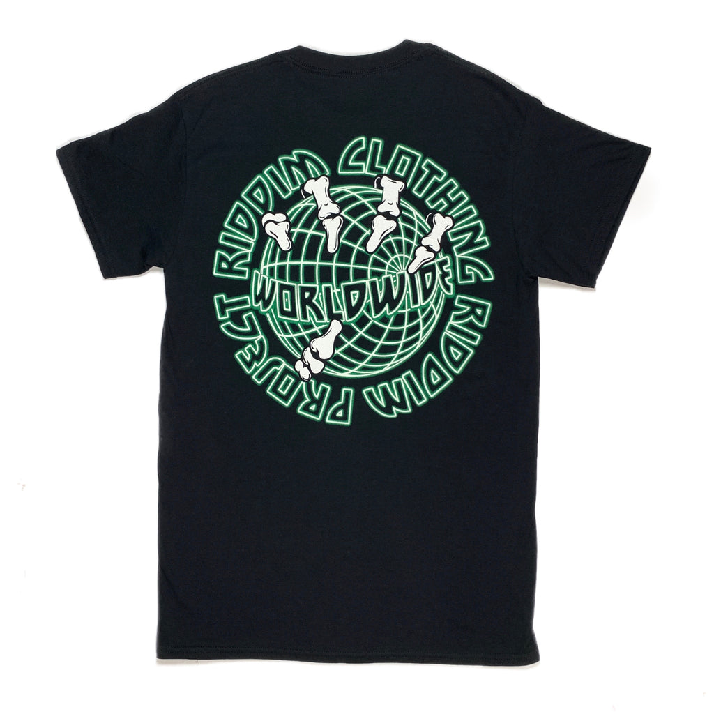 Worldwide Riddim Project Collab Tee