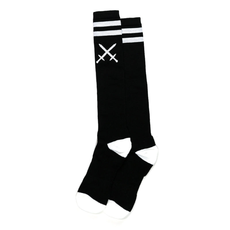 Riddim Knee High Socks