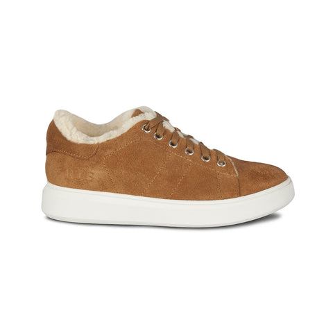 147 LADIES HOLLY SNEAKERs CHESTNUT