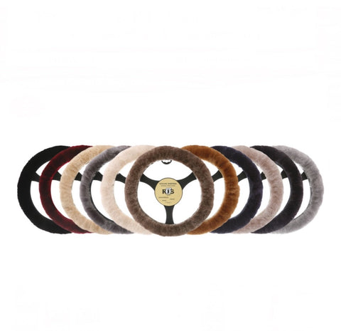 SWC - STEERING WHEEL COVER ALL COLORS