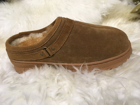 LADY UNISEX CLOGs CHESTNUT