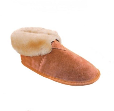 MEN SOFT SOLE BOOTIEs