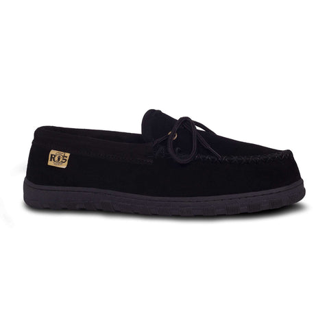 MEN NW MOCCASINS BLACK