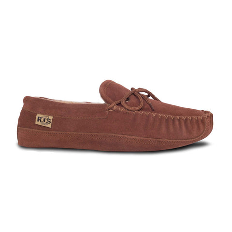 MEN SOFT SOLE MOCCASINS
