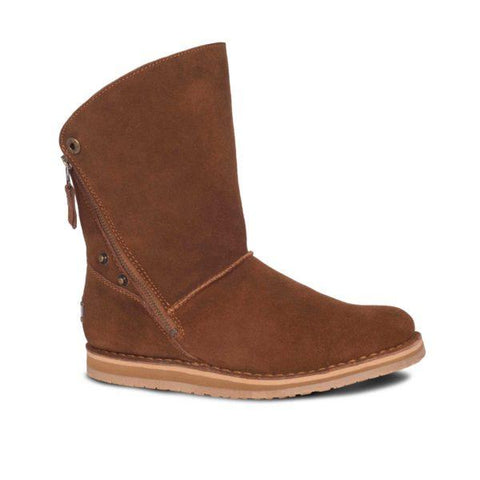LADY TRIXIE BOOTs CHESTNUT
