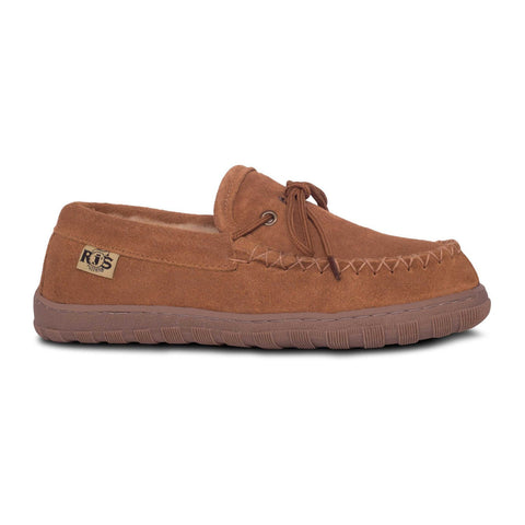 LADY NW MOCCASINs CHESTNUT
