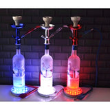 Wine Bottle Hookah Stem Kit - Rich Smoker